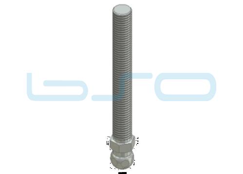 Gewindestange M12x100 Stahl