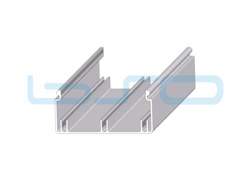 Kabelkanal 40x80 (Unterteil)