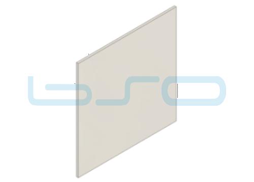 Polycarbonat braun getönt Dicke=5mm Zuschnitt