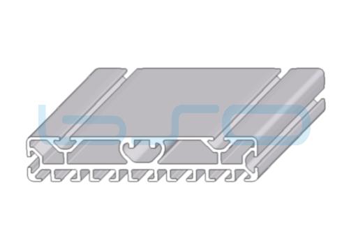 Linearprofil Oberteil 28x120