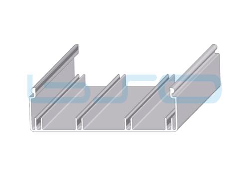 Kabelkanal 40x120 (Unterteil)