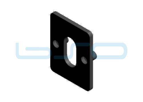 Distanzplatte für UBL 5 Dicke=1mm
