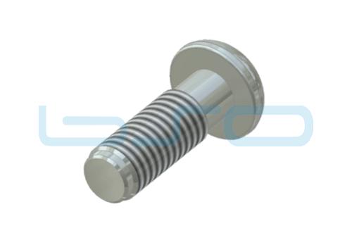 Zentralverbinderschraube Nut 10 selbstformend