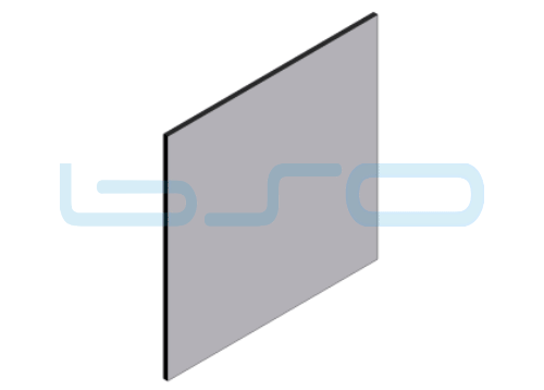Alucobond Verbundplatte beidseitig eloxiert natur 4mm