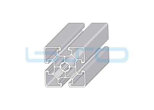 Alu-Profil Nut 10 60x60 leicht